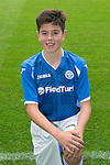 St Johnstone FC Academy Under 15's<br /> Patrick Brown<br /> Picture by Graeme Hart.<br /> Copyright Perthshire Picture Agency<br /> Tel: 01738 623350  Mobile: 07990 594431