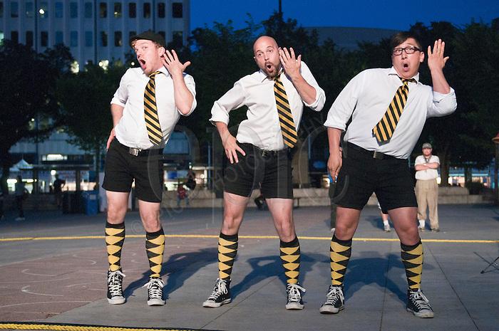 Edmonton International Street Performers in Edmonton, Alberta. Photo by Marc Chalifoux, EPIC Photography