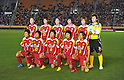 INACINAC Kobe Leonessa Team Group Line-Up ,.NOVEMBER 30, 2011 - Football / Soccer : TOYOTA Vitz Cup during Frendiy Women's Football match INAC Kobe Leonessa 1-1 Arsenal Ladies FC at National Stadium in Tokyo, Japan. (Photo by Jun Tsukida/AFLO SPORT) [0003] .
