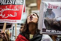 "05.07.2014 - ""End Israeli's War Against Palestinians"""