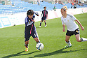Shinobu Ohno (JPN), MARCH 7, 2012 - Football / Soccer : The Algarve Women's Football Cup 2012, match between Germany 4-3Japan in Estadio Algarve in Faro, Portugal. .(Photo by Atsushi Tomura/AFLO SPORT) [1035]