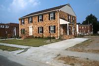 1985 July..Redevelopment.Huntersville 1&2 (R-70)..BARBERSVILLE...NEG#.NRHA#..