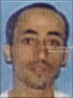 Washington, DC - September 26,  2001 -- Photo released by FBI of  Hani Hanjour, one of the alleged hijackers of American Airlines Boeing 757 designated as Flight #77, from Washington Dulles to Los Angeles.  The flight departed Washington Dulles at 8:10 AM on Tuesday, September 11, 2001 and crashed into the Pentagon at 9:39 AM..Credit: FBI via CNP