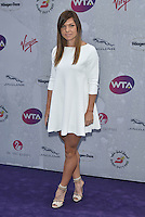 Simona Halep at WTA pre-Wimbledon Party at The Roof Gardens, Kensington on june 23rd 2016 in London, England.<br /> CAP/PL<br /> &copy;Phil Loftus/Capital Pictures /MediaPunch ***NORTH AND SOUTH AMERICAS ONLY***