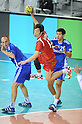 Kaido Morihide (JPN), OCTOBER 29, 2011 - Handball : Asian Men's Qualification for the London 2012 Olympic Games match between Japan 46-15 Kazakhstan in Seoul, Soth Korea.  (Photo by Takahisa Hirano/AFLO)