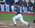 Ole Miss' Auston Bausfield (9) vs. North Carolina-Wilmington at Oxford-University Stadium in Oxford, Miss. on Friday, February 24, 2012. Ole Miss won 2-0.