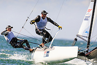 NACRA 17_Sarah Newberry and John Casey