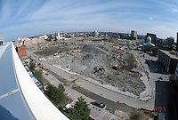 1997 FEBRUARY 07..Redevelopment..Macarthur Center.Downtown North (R-8)..LOOKING EAST.SUPERWIDE...NEG#.NRHA#..