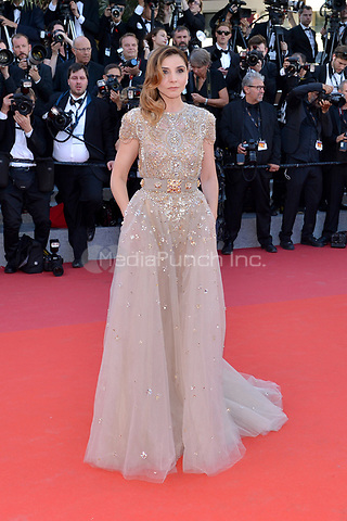 Clotilde Courau at the Opening Movie &acute;Les Fantomes d Ismael` screening during The 70th Annual Cannes Film Festival on May 17, 2017 in Cannes, France.<br />