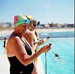Bondi Beach Swimming Pool, Sydney, NSW, Australia