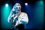 Here Come the Mummies - 3/3/2011 - Turner Hall Ballroom