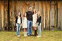 The L Family Christmas Mini Session