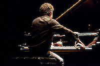"Jacky Terrasson performing for the ""Jazz festival of Madrid"" at the french Institute"