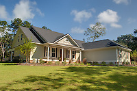"""June 2010 cover of """"Parade of Homes"""" magazine, featuring a home built by White Oak Construction that won the prestigious """"Best of Show - Platinum Award Winner."""""""