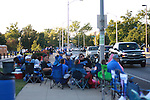 UK Men's Basketball 2012: Big Blue Madness Ticket Campout