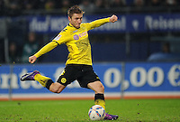 FUSSBALL   1. BUNDESLIGA   SAISON 2011/2012   18. SPIELTAG Hamburger SV - Borussia Dortmund     22.01.2012 Jakub  KUBA Blaszczykowski (Borussia Dortmund)