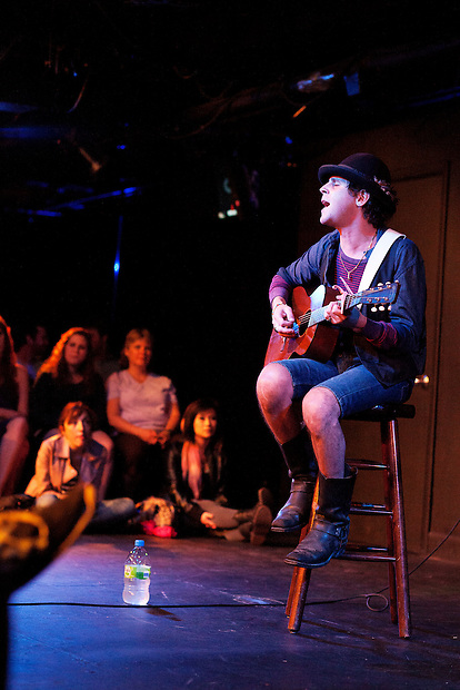 Langhorne Slim - Whiplash - UCB Theater - May 21, 2012