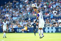 Kansas City, Kansas - May 15, 2016: Sporting Kansas City defeated Orlando City SC 2-1 at Children's Mercy Park.