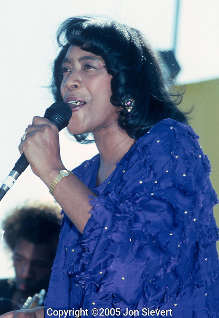 Anne Peebles, Sept 1992