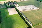 Nederland, Gelderland, Bemmel, 26-06-2014; Landschapstriennale Lingezegen, lokatie<br /> 'Bruispunt de Bredelaar'.<br /> Location landscape triennale.<br /> luchtfoto (toeslag op standaard tarieven);<br /> aerial photo (additional fee required);<br /> copyright foto/photo Siebe Swart.