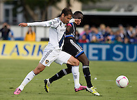 San Jose Earthquakes vs LA Galaxy, October 21, 2012