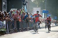 race winner: Greg Van Avermaet (BEL/BMC)<br /> <br /> GP Impanis 2014