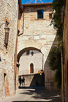 Gubbio, Via XX Settembre