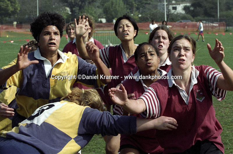 Stanford Women's Rugby, 1994