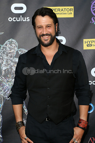 BEVERLY HILLS, CA - April 20: Stefan Kapicic, At Artemis Women in Action Film Festival - Opening Night Gala At The Ahrya Fine Arts Theatre In California on April 20, 2017. Credit: FS/MediaPunch