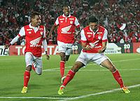 Independiente Santa Fe vs. Nacional de Paraguay, 11-02-2014