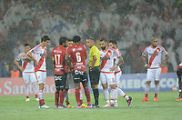 Deportivo Independiente Medellin (COL) vs River Plate (ARG), 15-03-2017. CL 2017