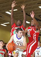 Boys Varsity Basketball vs. Anderson - SENIOR NIGHT 2-24-15