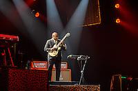 Jan Delay & Disko No.1  bei seinem Konzert in der  O2-World in Hamburg am 17.October 2014. Foto: Rüdiger Knuth