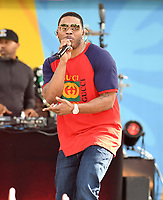 MAY 26  The Florida Georgia Line and Nelly Perform in Central Park for Good Morning America