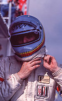 Vintage racer, 12 Hours or Sebring, Sebring International Raceway, Sebring, FL, March 19, 1983.  (Photo by Brian Cleary/bcpix.com)
