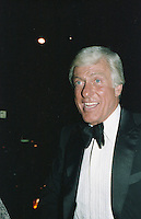 Dick Van Dyke 1985 NYC Attending<br />