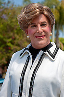 Gloria Allred Driver, LA Pride 2010 West Hollywood, CA Parade