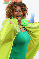WESTWOOD, CA - OCTOBER 23: GloZell Lyneette Simon at the premiere Of 20th Century Fox's 'Trolls' at Regency Village Theatre on October 23, 2016 in Westwood, California. Credit: David Edwards/MediaPunch