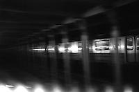 Subway, New York City, USA