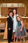 Hayley's Bat Mitzvah at Congregation Sons of Israel, Briarcliff Manor, New York