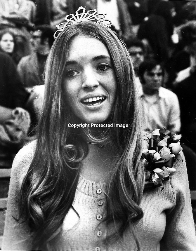University of California, Cal queen Pennjy Hanks.<br />