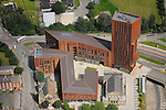 Broadcasting Place Leeds Aerial Views