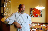 Chef John Howie of Seastar Restaurant in Seattle.