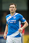 St Johnstone FC&hellip; Season 2016-17<br />Liam Craig<br />Picture by Graeme Hart.<br />Copyright Perthshire Picture Agency<br />Tel: 01738 623350  Mobile: 07990 594431