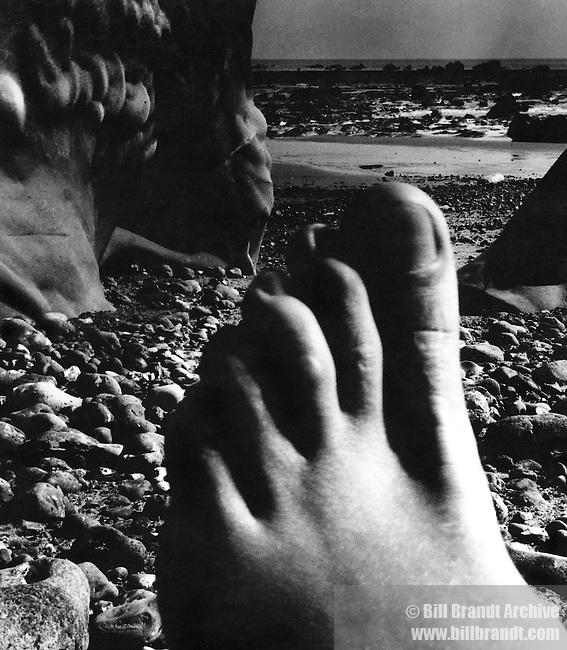 Nude, Vasterival Normandy, 1954, June