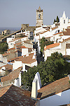 View of Monsaraz, Alto Alentejo, Portugal
