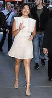 SEP 25 Gina Rodriguez at Good Morning America