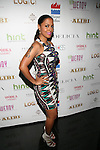 """VH-1 Love and Hip Hop's Raqi Thunda Attends Wendy Williams celebrates the launch of her new book """"Ask Wendy"""" by HarperCollins and her new Broadway role as Matron """"Mama"""" Morton in Chicago - Held at Pink Elephant, NY"""