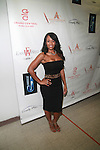 Model Melyssa Ford Attends the 7th Annual African American Literary Awards Held at Melba's Restaurant, NY  9/22/11