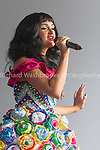 Katy Perry Tribute Act - Festival on the Field 5th July 2014